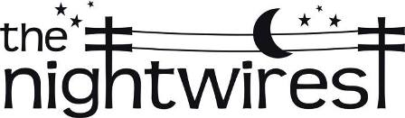 Nightwires black logo