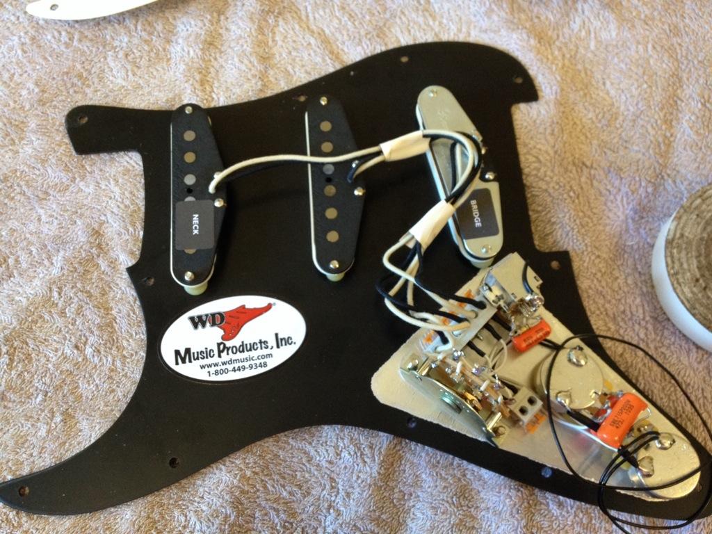 Fender Stratocaster Double Neck Guitar Wiring Diagrams - Merzie.net
